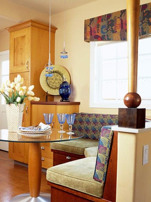 erneuerung der küche kutschersitz hell holz möbel