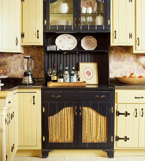 erneuerung der küche landhausstil rustikal