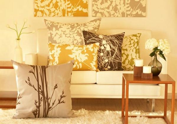 erstaunliche frühlingsdekoration wohnzimmer weich teppich blumenmuster hell licht