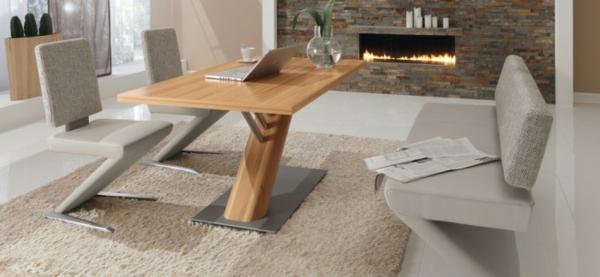 30 moderne designs f r das esszimmer. Black Bedroom Furniture Sets. Home Design Ideas