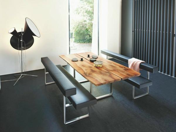 Esstische, Sitzbänke und Stühle design ideen