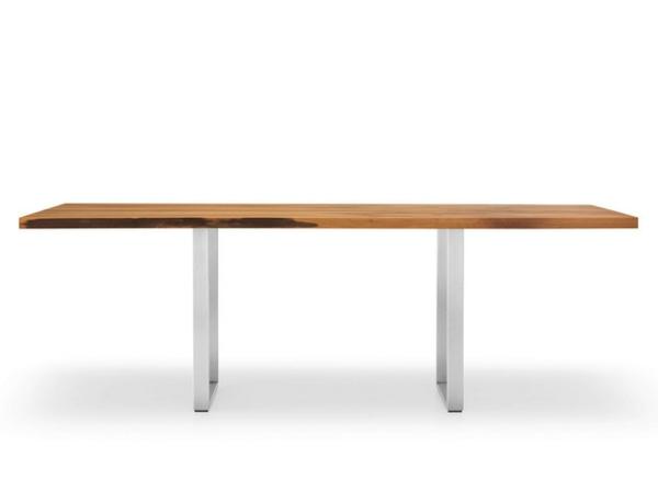 Esstische, Sitzbänke und Stühle  design metall tischbeine