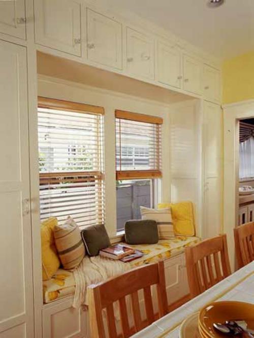 21 vorschl ge f r gem tliche und bequeme sitzecke am fenster. Black Bedroom Furniture Sets. Home Design Ideas