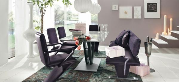 Polstersessel Esszimmer mit genial stil für ihr wohnideen