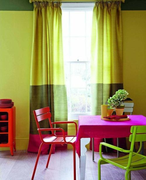 wohnzimmer grün rosa:Pin Grelle Farben Für Wohnzimmer Grün Wand Tatto Natur on Pinterest