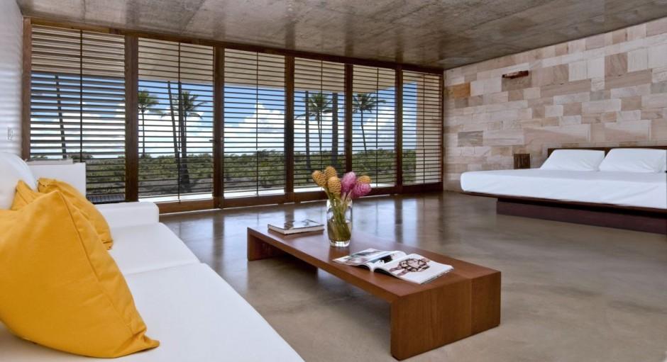 ferienhaus sommer traum mekena resort brasilien einrichtung farbig schlicht