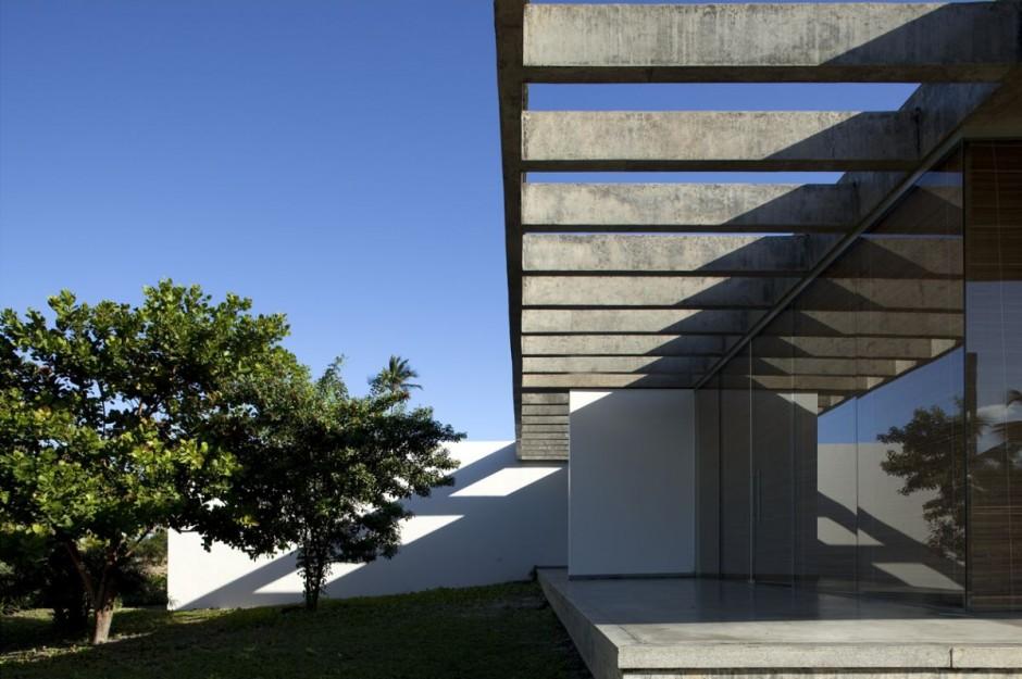 ferienhaus sommer traum mekena resort brasilien natur architektur schlicht
