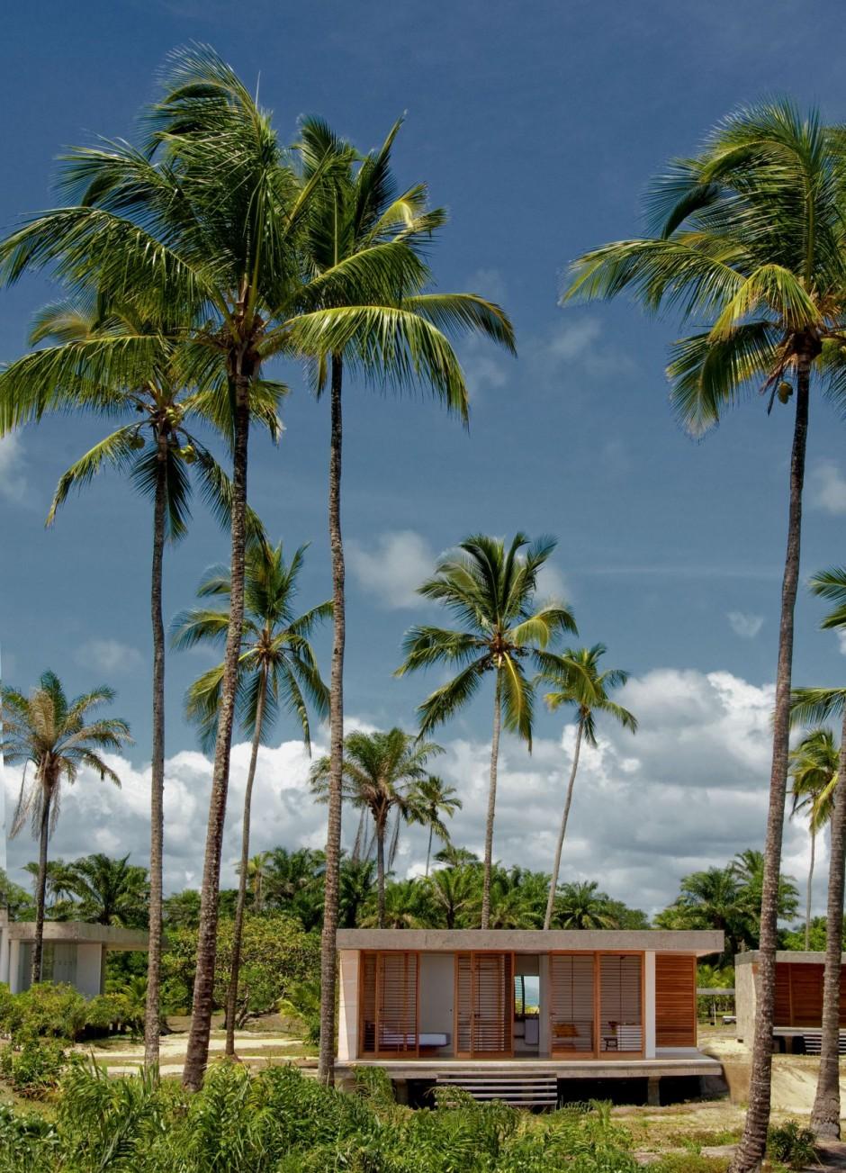 ferienhaus sommer traum mekena resort brasilien natur palmen bungalow