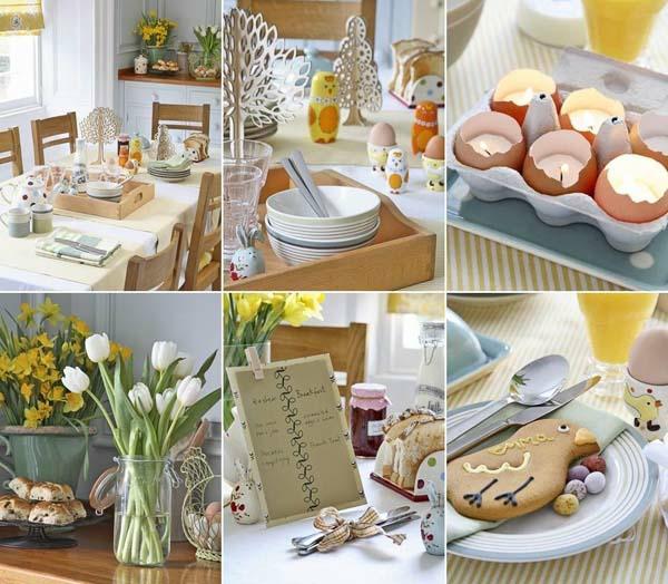 festliche dekoration zu ostern selber machen thematische tipps. Black Bedroom Furniture Sets. Home Design Ideas