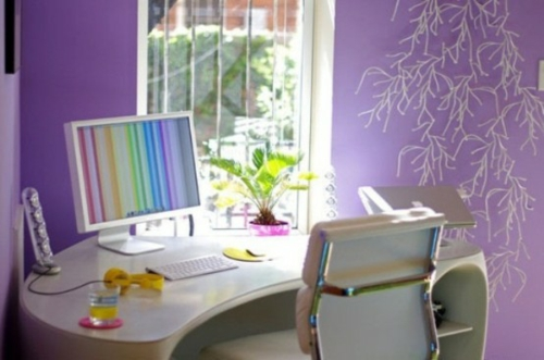 fr hling deko 25 inspirierende und kreative ideen. Black Bedroom Furniture Sets. Home Design Ideas