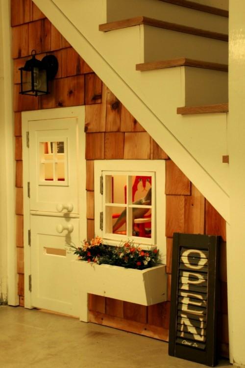 freier platz im treppenhaus kreative praktische ideen. Black Bedroom Furniture Sets. Home Design Ideas