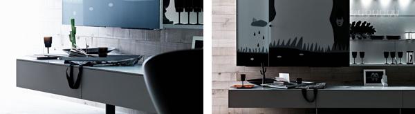 funktionale wohnzimmer möbelstücke designer idee originell