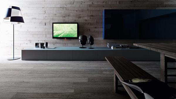 funktionale wohnzimmer möbelstücke designer stehlampe