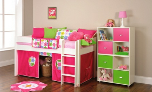 geheimes kinderzimmer kreative idee von den m rchen inspiriert. Black Bedroom Furniture Sets. Home Design Ideas