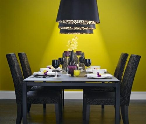 Esszimmer Grün - Design