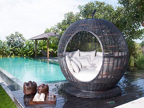 großartige korbliege apfel iglu design