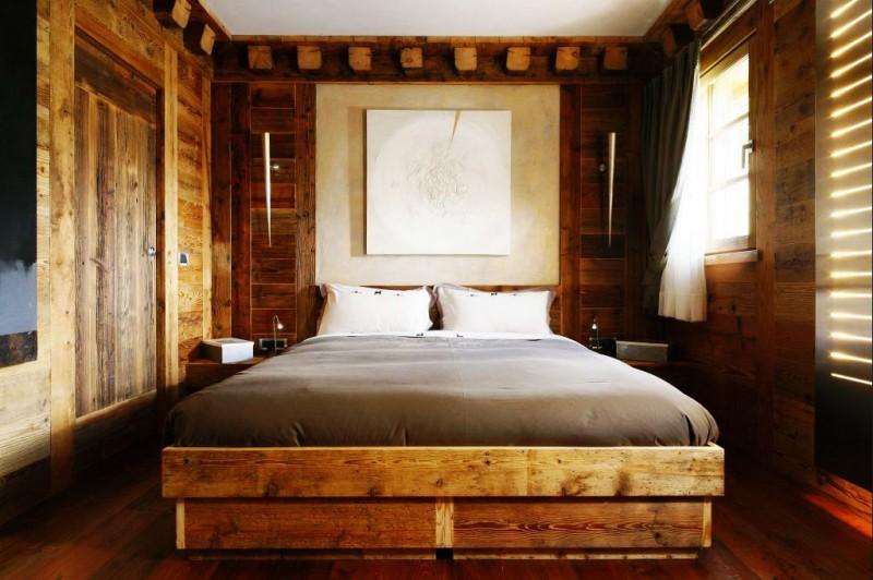 Schlafzimmer Holz ? Bitmoon.info Schlafzimmer Holz Modern