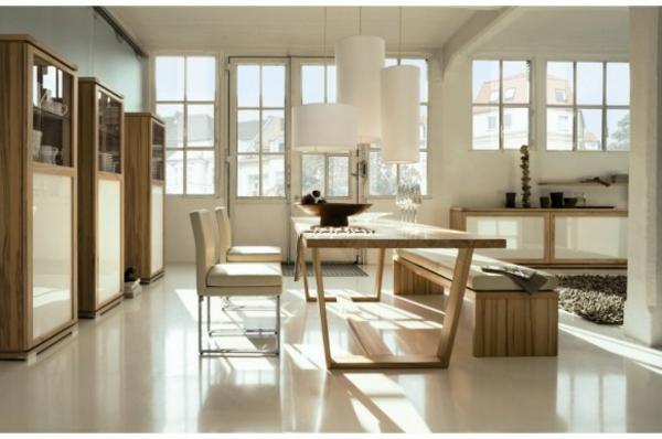 Glusci.com - Esszimmer Bank Design ~ Interessante Ideen Für Das ... Esszimmer Modern Mit Bank
