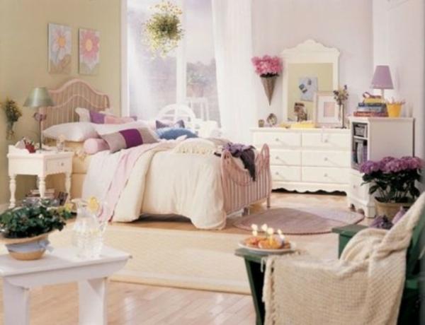 hell geräumig schlafzimmer dekoration