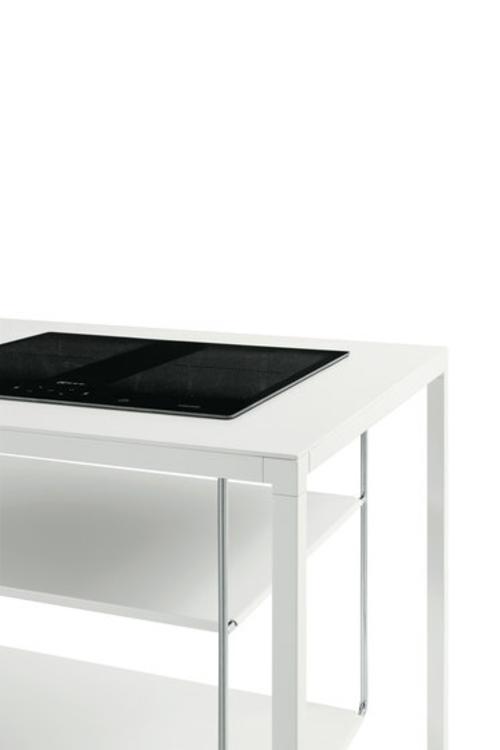 helsinki küche weiß arbeitsplatte originell design