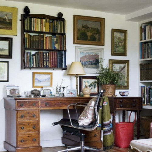 home office design massivholz möbel