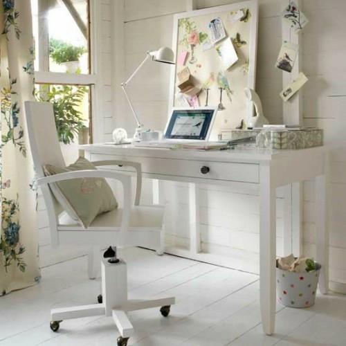 Home office design im traditionellen und rustikalen stil - Einrichtung aus italien klassischen stil ...