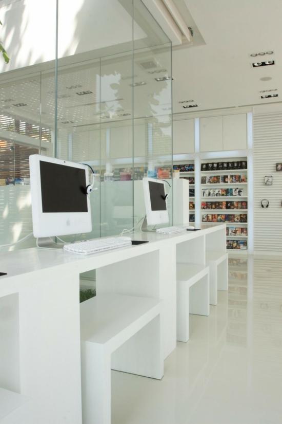 hotel schlicht einrichtung the library thailand internetzugang