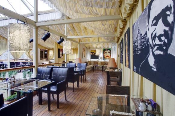 innovativ interieur designs im restaurant idee bilder