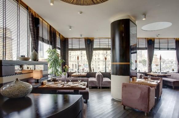 interieur interieur designs im restaurant rosa sessel