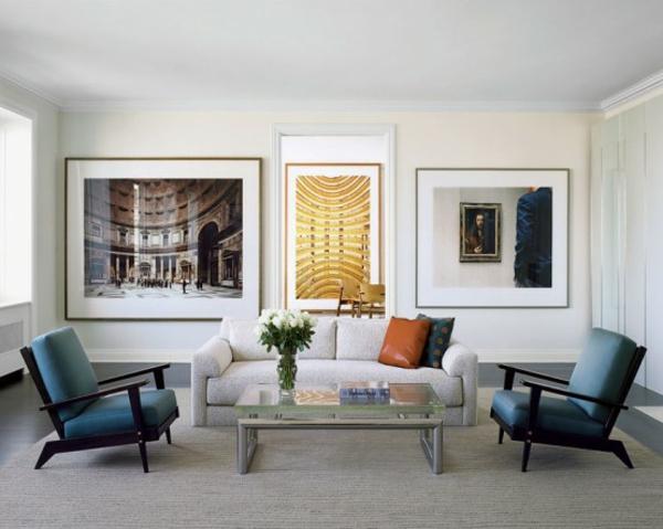 Das konzeptuelle Interieur Design für leidenschaftliche Foto Art Fans