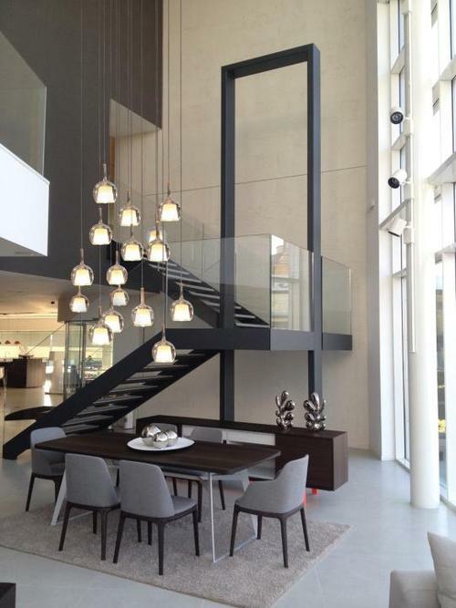 wohnzimmer h ngelampe ufo. Black Bedroom Furniture Sets. Home Design Ideas