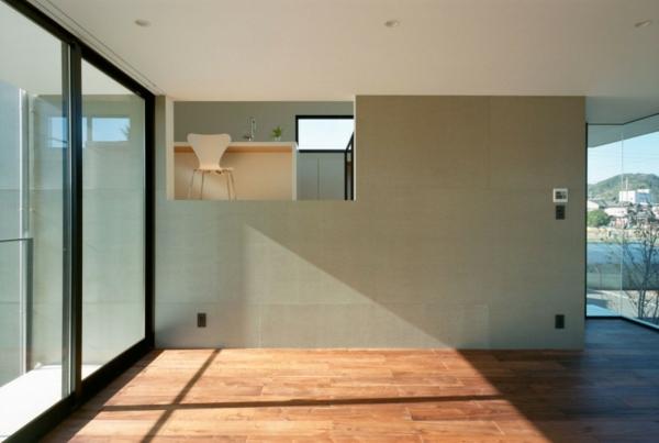 Outotunoie haus von ma style architects futuristisches for Innenraumdesign studieren