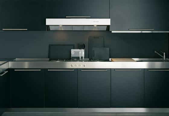 küche einrichtung arbeitsplatte halbinsel antonio cittirion artusi