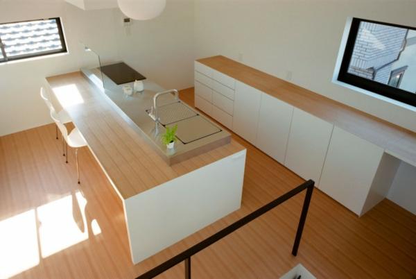 Outotunoie Haus von mA-style architects - futuristisches Design