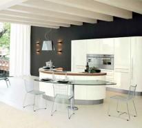 Kücheninsel und Halbinsel  gestalten