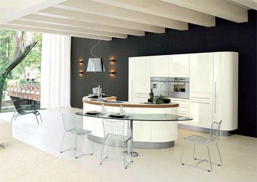 küche designs mit inseln | Möbelideen | {Designer küchen mit insel 47}