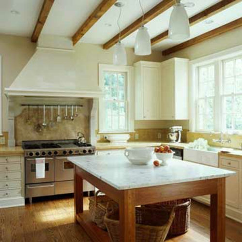 küchen mit vielen fenstern Raus Federn