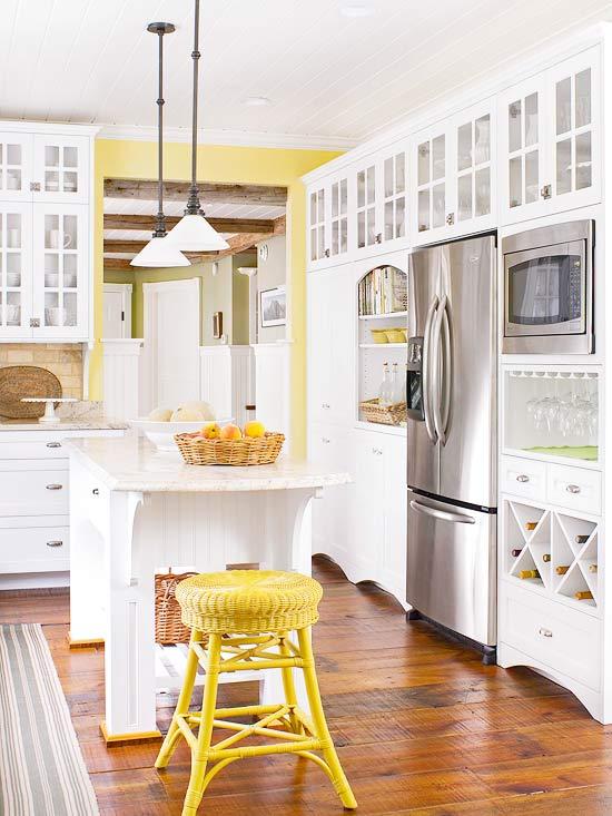 Kücheninsel Ideen Klein Raum Details