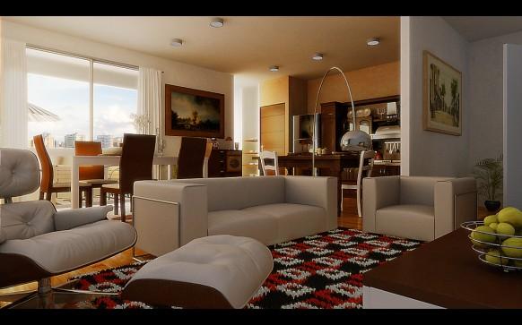 Kreative Ideen Und Inspirationen Für Das Wohn  Und Esszimmer | Wohnzimmer  ...
