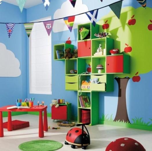 Kinder spielplatz zu hause basteln 20 lustige ideen - Carrito frutero ikea ...
