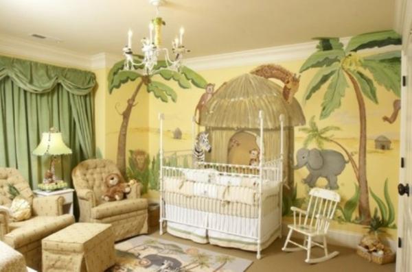 Dekoideen Kinderzimmer Dschungel ~ Brimob.com For .