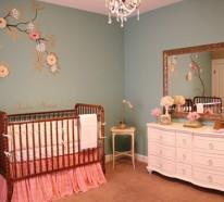 Kinderzimmer Einrichtung – vintage Akzente einsetzen