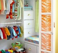 Wie Kann Man Den Wandschrank Im Kinderzimmer Organisieren