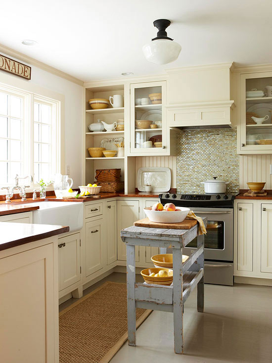 kücheninsel ideen für den kleinen raum passend - Küche Kleiner Raum