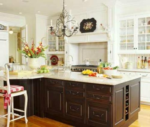 kochen küche altmodisch stil küchen design