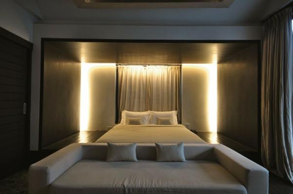 koh samui resort thailand doppelzimmer indirekt leuchten