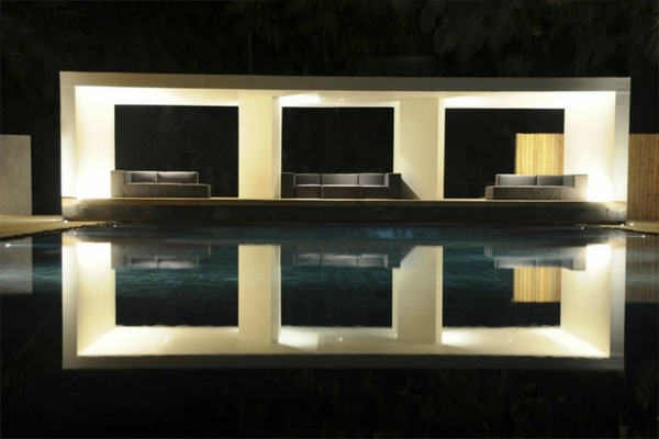 koh samui resort thailand einzigartig holz pool