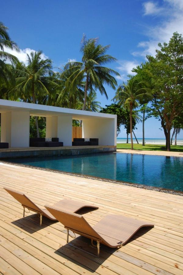 Koh Samui Ferienort thailand einzigartig pool