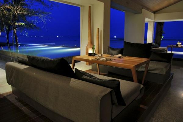 koh samui resort thailand privat terrasse