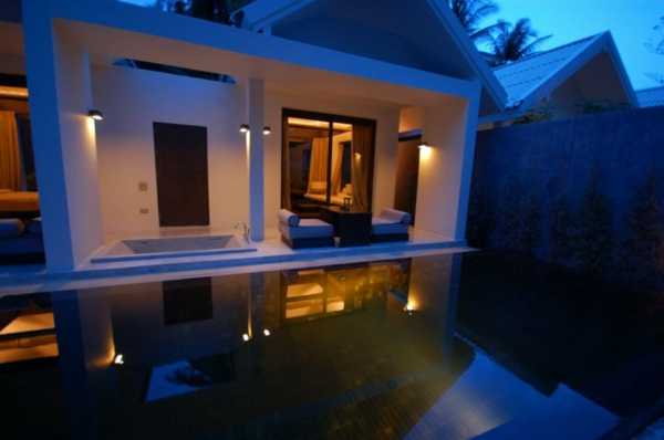 koh samui resort thailand privatterrasse